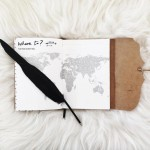 Explore Dream Discover Journal - Brown