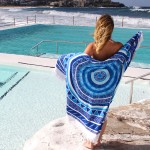 The Juju Round Beach Towel